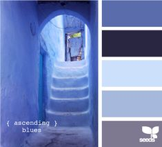 ascending blues