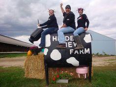 It's #FarmerFriday & the Tetreault siblings share a little insight into the #farmlife! #farmlove #NY