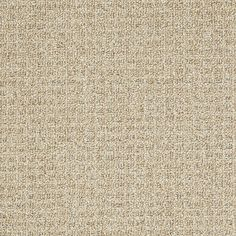 "Carpet ""Casual Boucle"" color Straw Weave - Great Indoor/Outdoor style by Shaw."