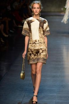 Dolce & Gabbana Spring 2014 Ready-to-Wear