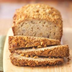 We've made banana bread even more irresistible by adding fruits, nuts, chocolate -- even peanut butter. Check out our easy banana bread recipes and our delicious twists on the classic.