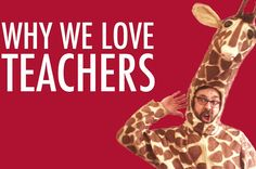 Why We Love Teachers from @Target #teachersmatter #inspiration