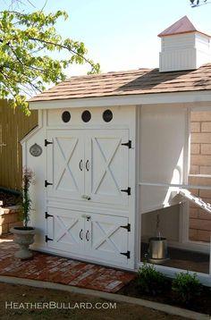 heather bullard's chicken coop