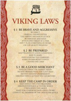The Viking Way!