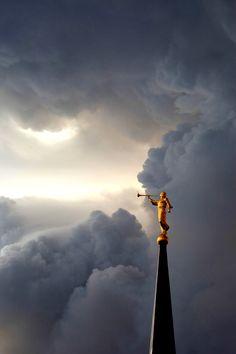 A beacon of light.