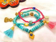 SALE BOHEMIAN YOGA Bracelets Buddha BraceletChakra by Nezihe1