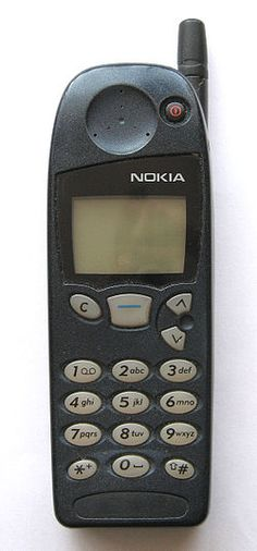 My first phone was Nokia 5130. A pc1800 phone look just like 5110.