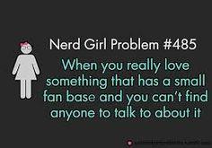 nerd girl problems - Google Search
