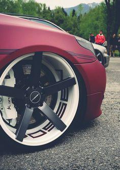5 Series on Vossen Wheels
