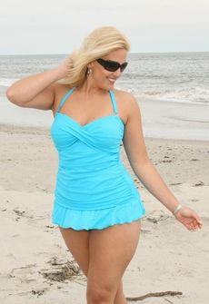 Plus Size; Swimwear