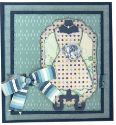 Dressed Up Dots by Chatterbox-1 - Cards and Paper Crafts at Splitcoaststampers