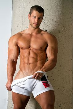 Keep taking it off... ;) #hunk