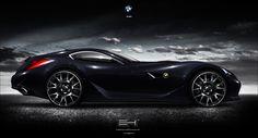 BMW batmobile