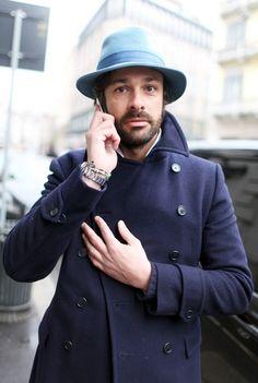 Street Style, Men's style.