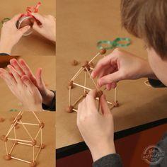 Homemade Gift for Kids - Building Set Stocking Stuffer
