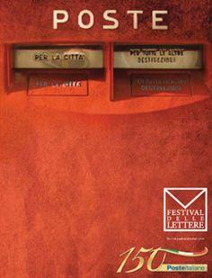 Fratelli di penna: scrivi la tua lettera a un Italiano. C'è tempo fino al 30 giugno 2012 (fa fede il timbro postale) per partecipare al concorso letterario del Festival delle lettere organizzato dall'Associazione 365 gradi in collaborazione con Poste Italiane.