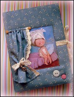 Блокноты ручной работы. Ярмарка Мастеров - ручная работа Детский А5(повтор). Handmade.
