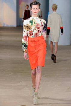 Print placements at Preen