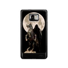 Lord Of The Rings Cool Dark Knight Rider of Mordor Galaxy S2 case by simplegiftshop, $16.50