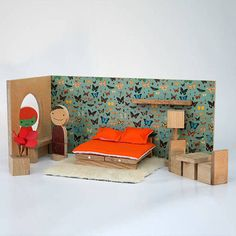 designcamp2013 design, dollhous, butterfli design, butterflies, design play, magnet butterfli, haus, play room, travel