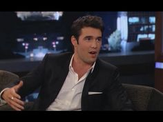 TV BREAKING NEWS Josh Bowman on Jimmy Kimmel Live PART 2 - http://tvnews.me/josh-bowman-on-jimmy-kimmel-live-part-2/
