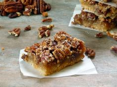 Life Tastes Good: The Best Pecan Pie Bars
