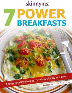 Great ideas for healthy breakfasts that give you energy throughout the day