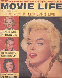 Marilyn Monroe Movie Life