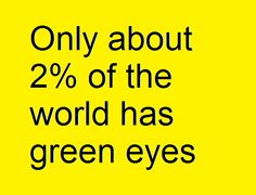 fact, im special, eye colors, red hair, interest, thought, green eyes, quot, thing