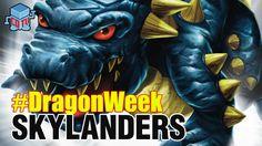 Skylanders DRAGON WEEK Legendary Bash #skylanders #toys #collecting