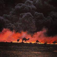 Kuwait || Persian Gulf War / Desert Storm