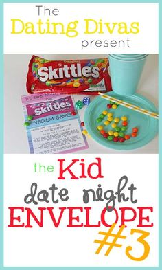 Date Night Envelopes are a fun way to keep the kids busy so that you can go on that much needed date.