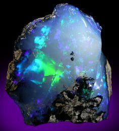 Crystal Fire Opal