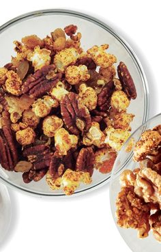 Spiced Popcorn with
