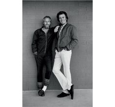 Paul Newman and Clint Eastwood by Terry ONeill 9 | Photo | Vogue