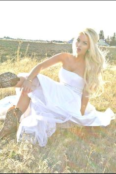 Country Bridal Photo shoot
