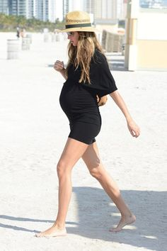 Gisele Bundchen - Pregnant & Stylish Celebrities - Celebrity Fashion (EasyLiving.co.uk)