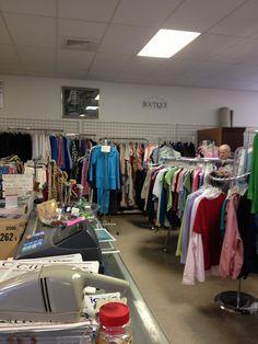 Thrift Store shopping! #treasurehunting