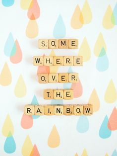 Somewhere Over The Rainbow by Mable Tan