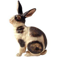 Earthenware Rabbit