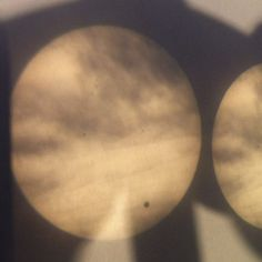 Unique views of the 2012 Transit of Venus: http://nyr.kr/Lwpn5z #VenusTransit #Astronomy