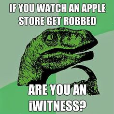 Apple Humor | iWitness | From Funny Technology - Community - Google+