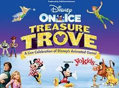 GIVEAWAY Tickets to Disney On Ice: Treasure Trove in Chattanooga, TN - Ends Saturday, November 1, 2014 http://www.supercouponlady.com/giveaway-tickets-disney-ice%EF%BB%BF-treasure-trove-chattanooga-tn/