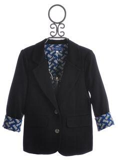 Truly Me Tween Black Blazer Jacket