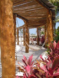 Maroma Beach, Mexico.