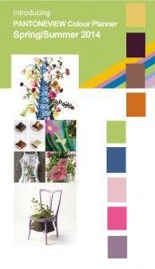 Pantone Colour Trends 2014