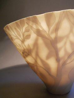 Sarah Walters hand-made porcelain