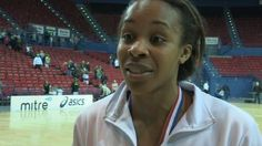 Pamela Cookey predicts bright future for England. #Pamela #Cookey #England #Netball