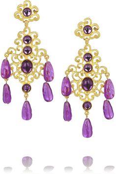 KJL Earrings - $95