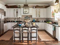 kitchen | Blue Egg Brown Nest